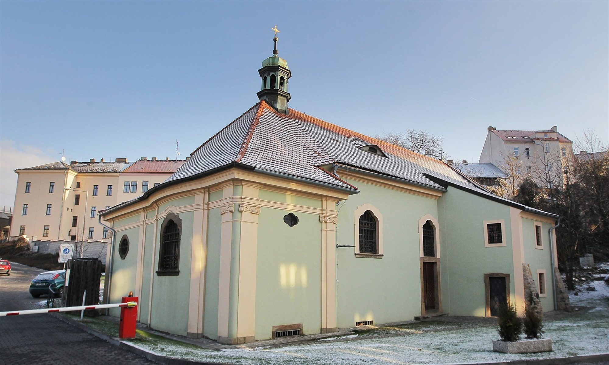 Církevní sbor ECAV v ČR v Plzni